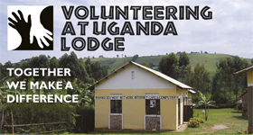 Volunteering at Uganda Lodge
